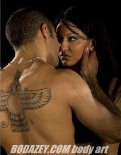 Persian Body Art - Persian Tattoo - A Growing form of Iranian self